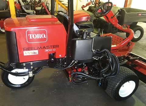 Toro Reelmaster 3100-D - Image 1